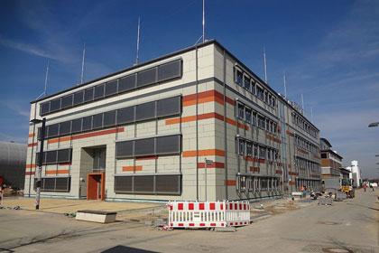 Neubau Energiezentrum der BTU Cottbus