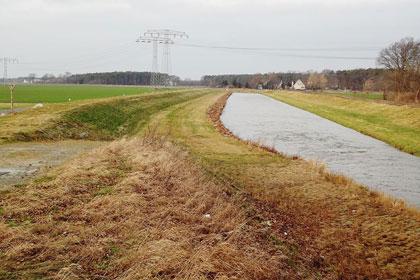 Sanierung der Hochwasserschutzdeiche an der Schwarzen Elster
